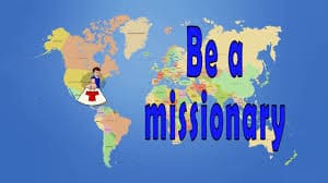 Be a Missionary