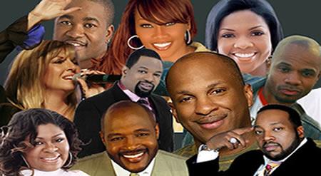 Top Gospel Singers